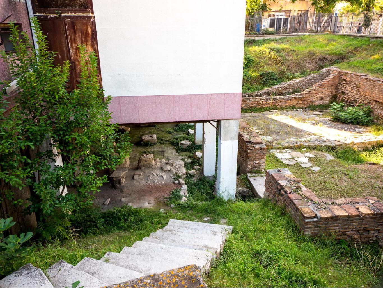 The Roman Bathhouse