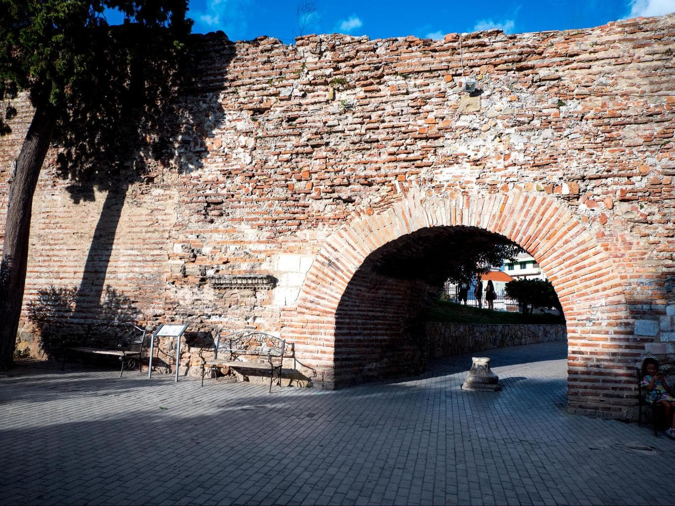 The Sea Gate to Durres