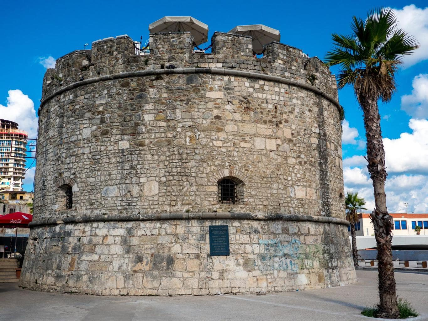 The Venetian Tower of Durres