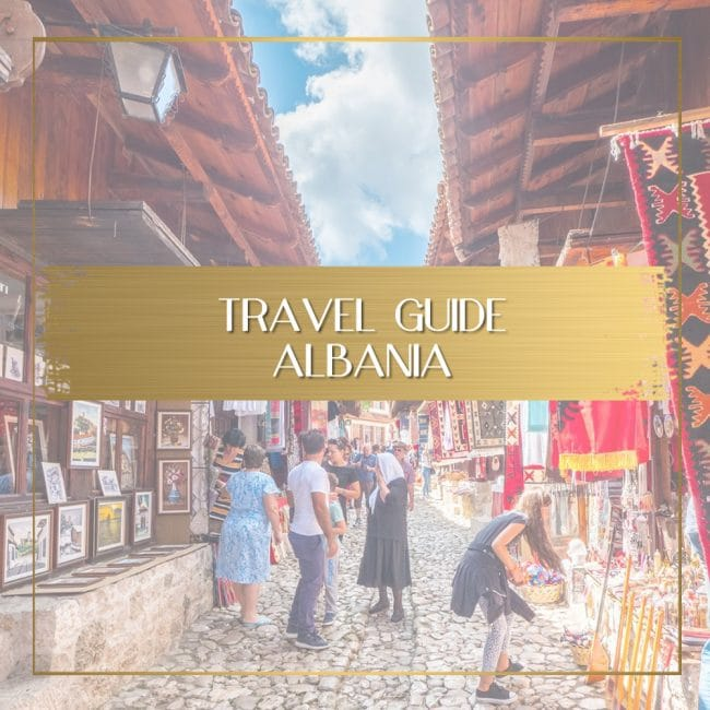 Travel in Albania feature