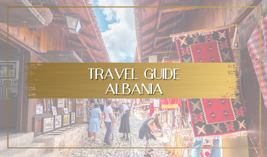 Travel in Albania main