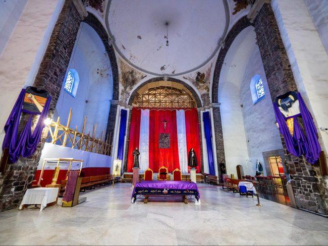 Church of Santiago de Tlatelolco 01