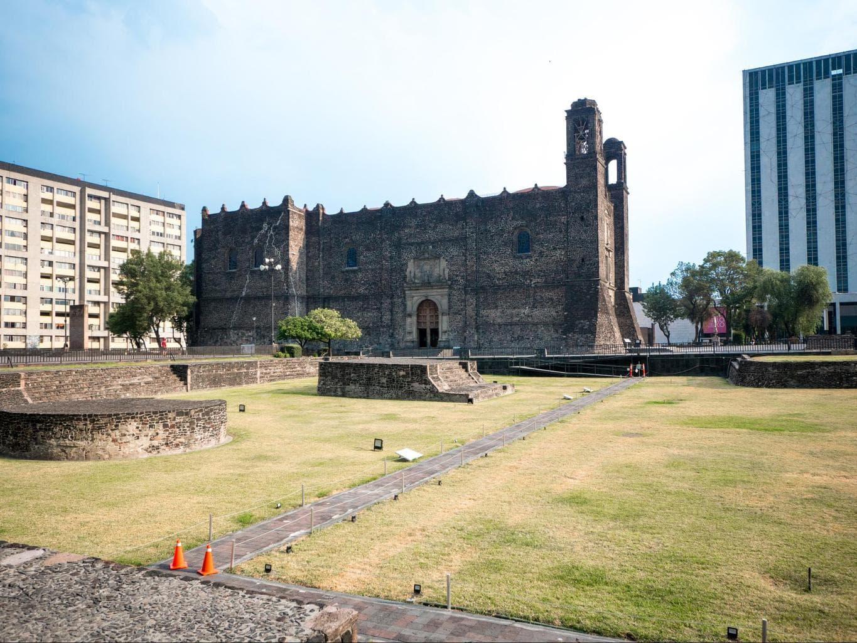 Church of Santiago de Tlatelolco 02