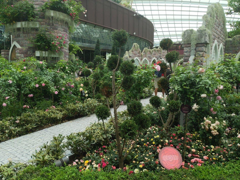 """Singapore's Flower Dome"""