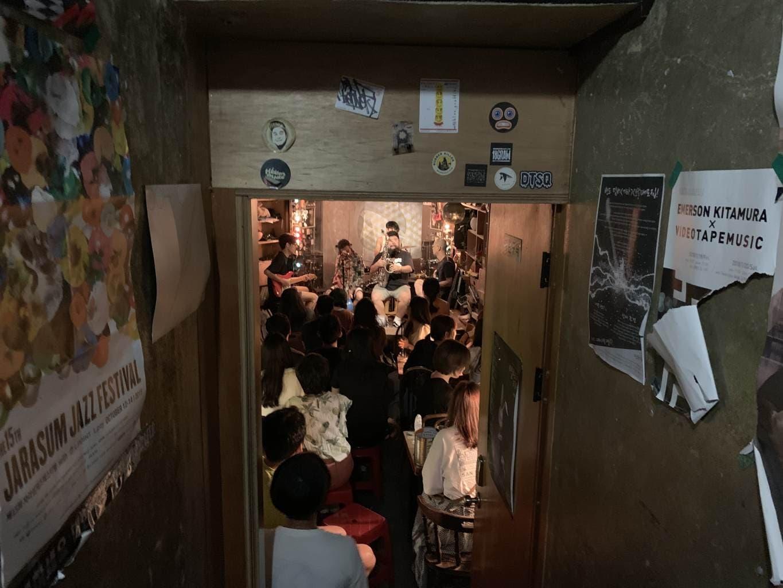 Jazz club in Hongdae