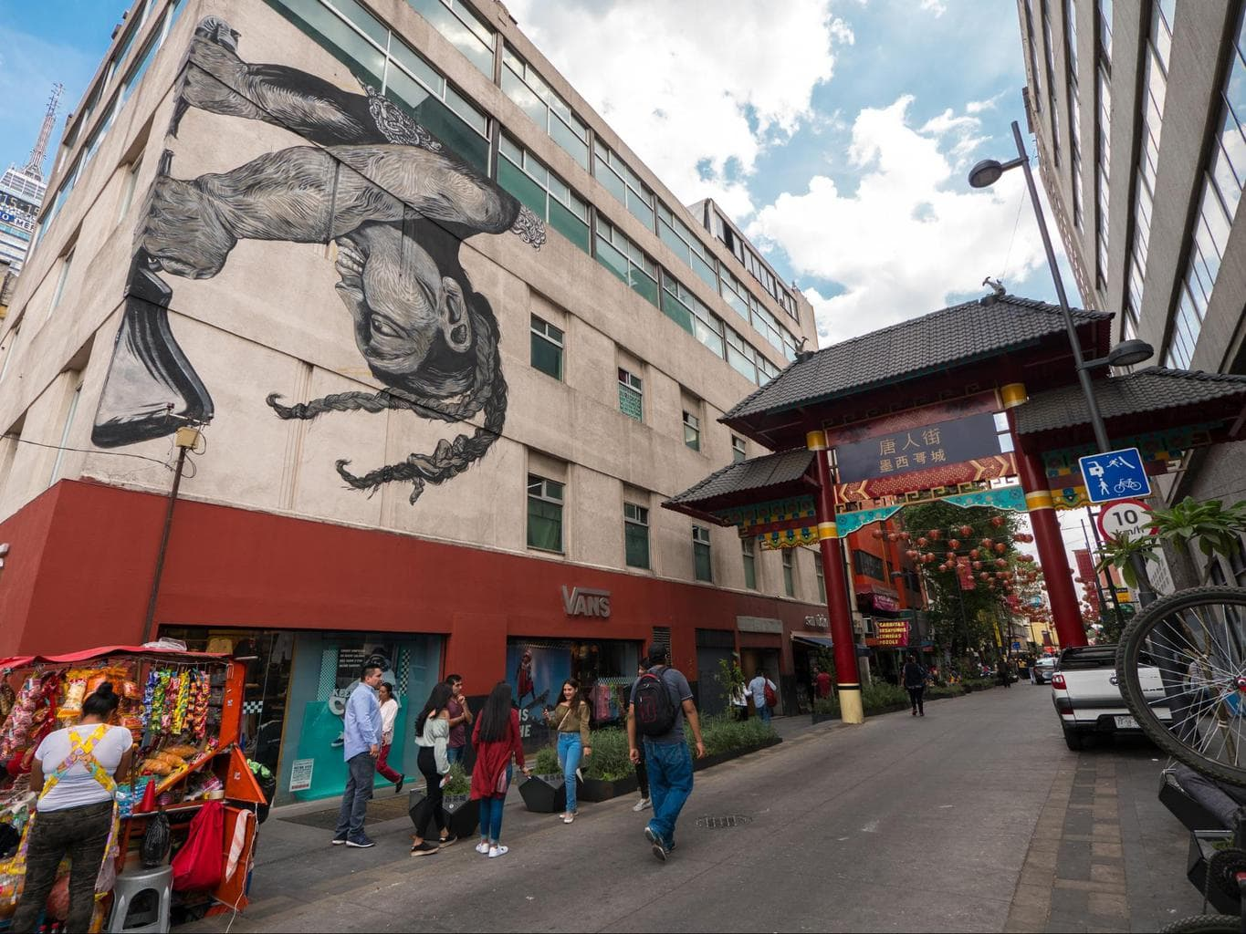 Mexico City's Chinatown