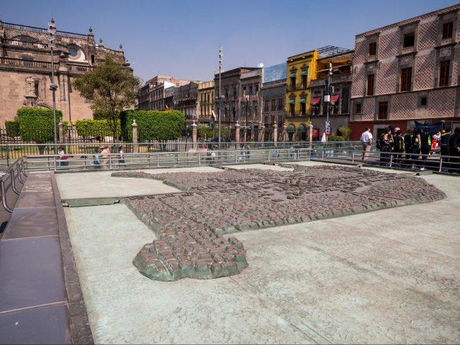 Mexico City's Templo Mayor 02