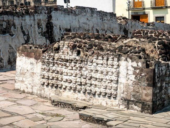 Mexico City's Templo Mayor 03