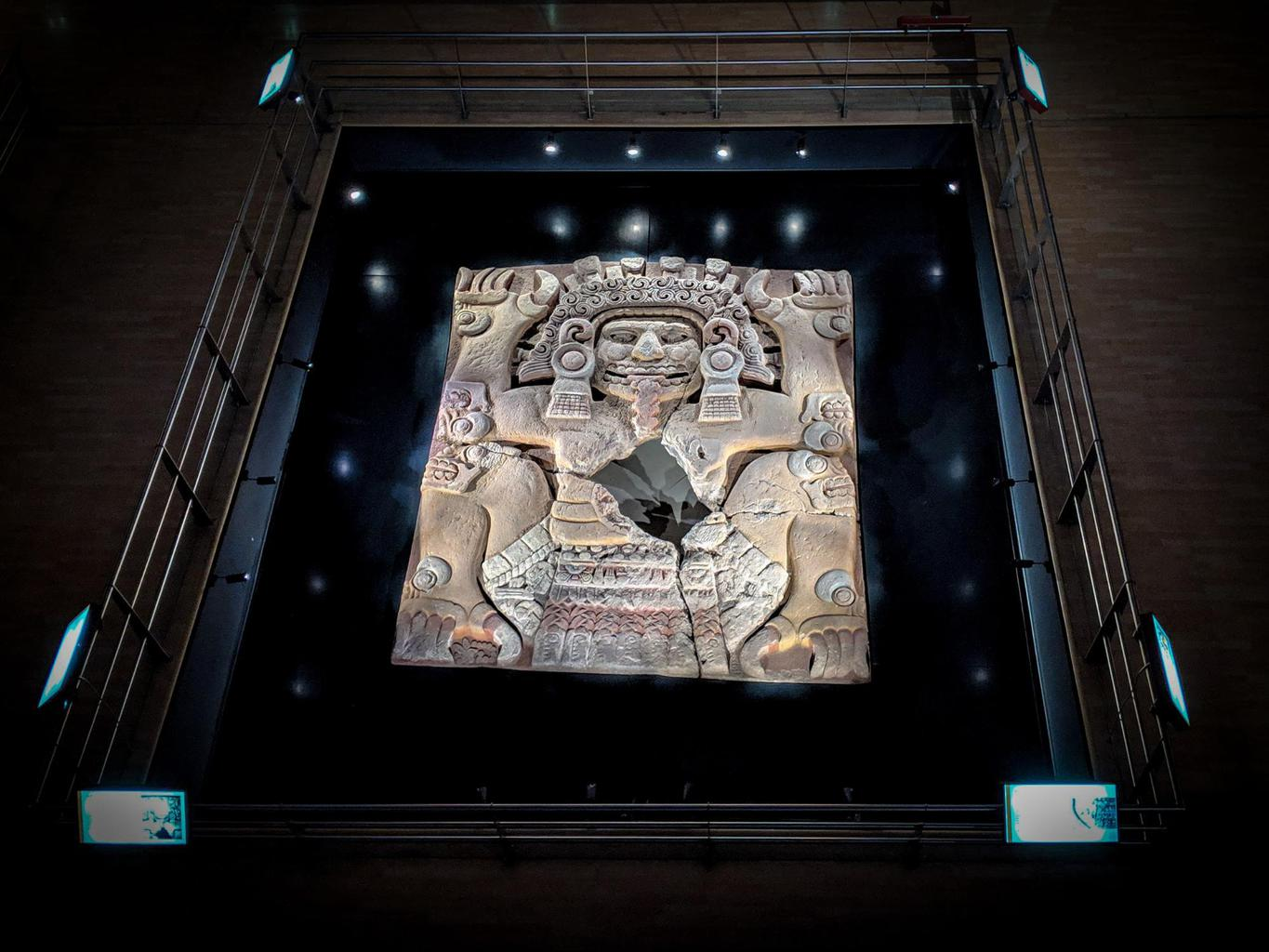 Mexico City's Templo Mayor museum