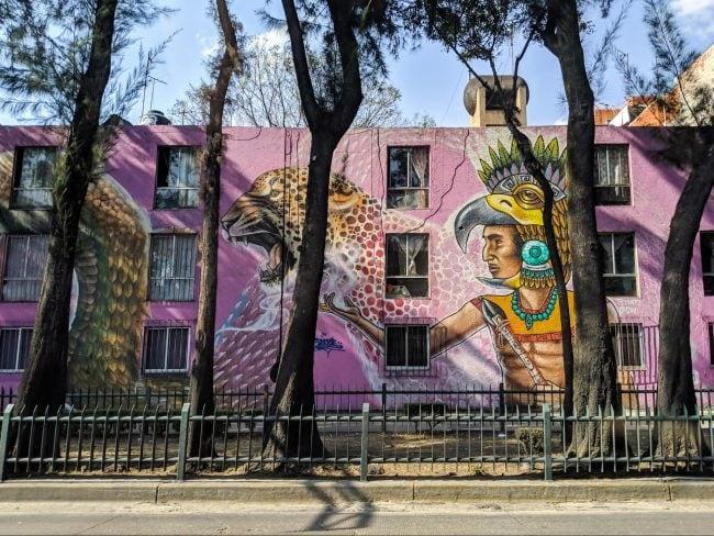 Mexico City street art 01