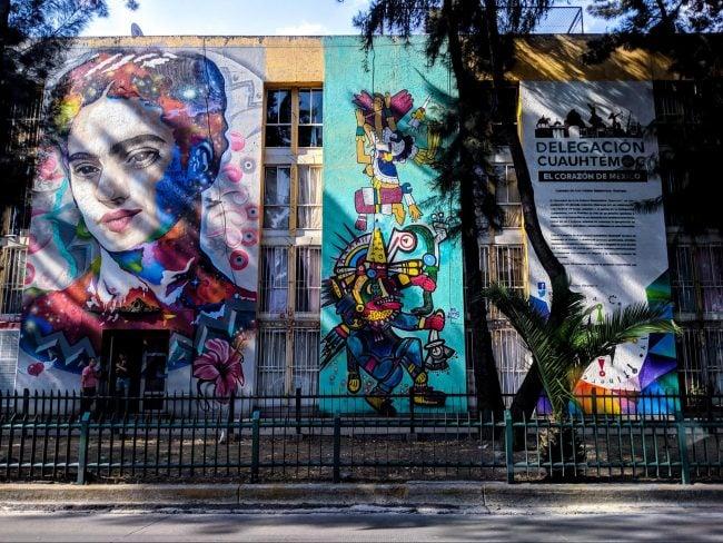 Mexico City street art 02
