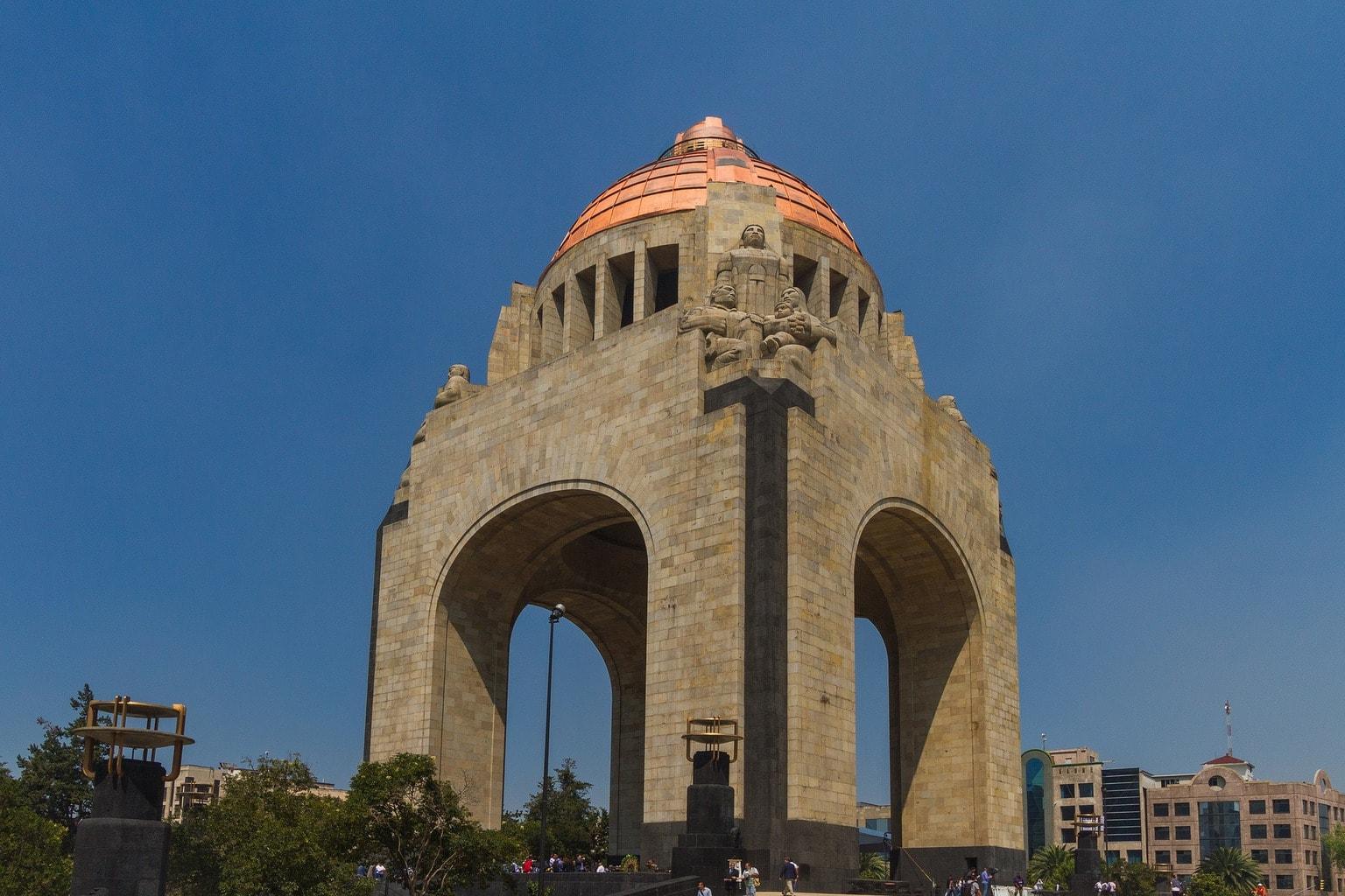 Monumento a la Revolución Mexico City