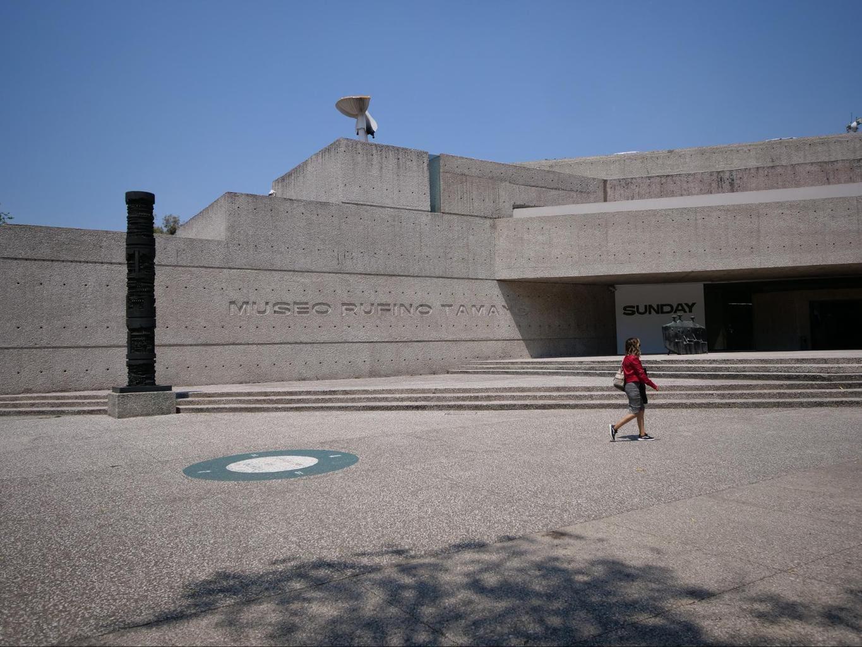 Museo Tamayo Arte Contemporaneo