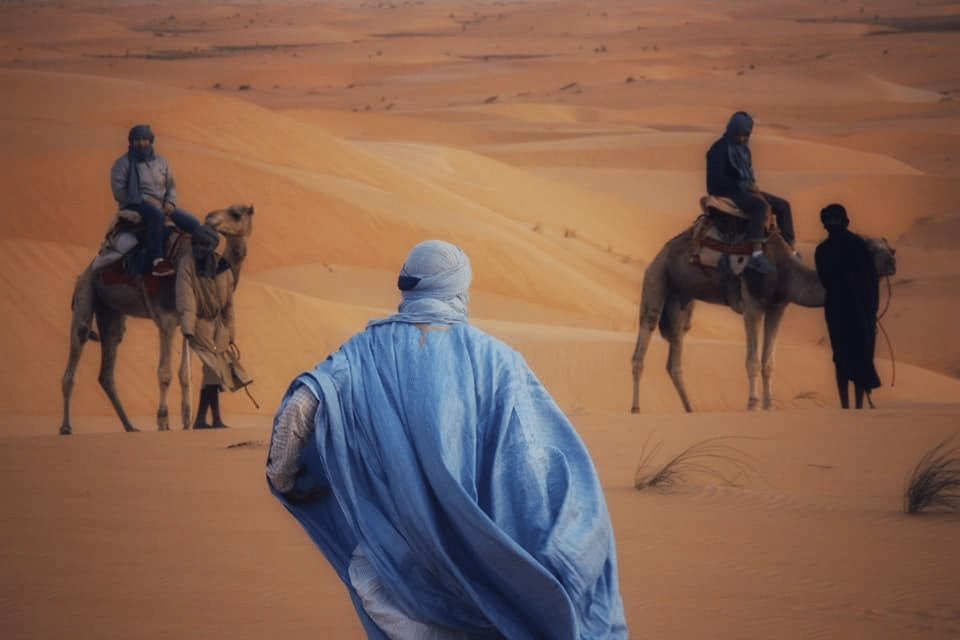 Mauritania's desert