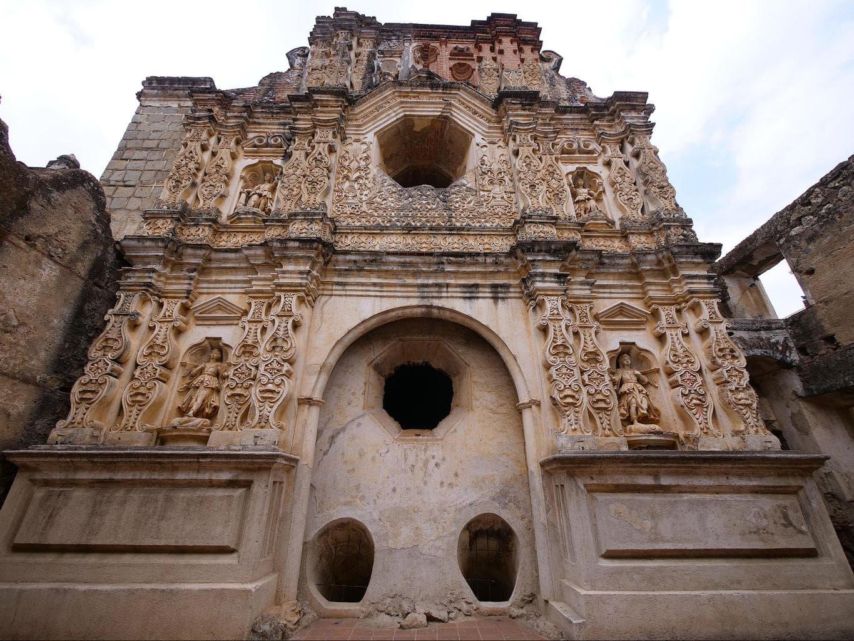 Convento Santa Clara exterior