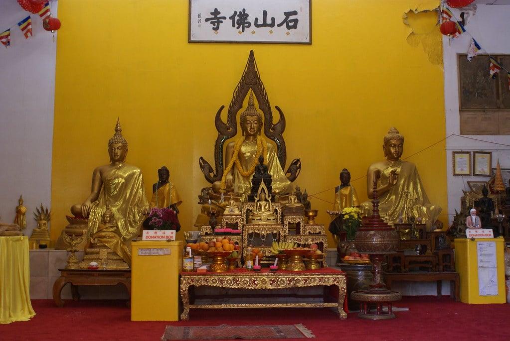 Deities and gods on Pulau Ubin