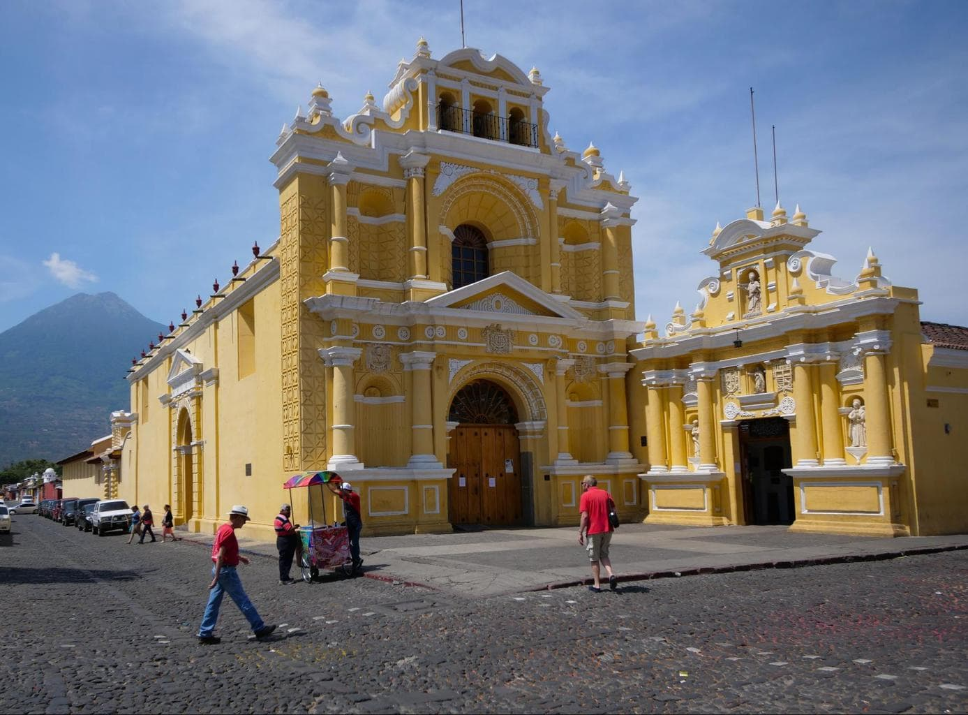 Guatemala is a multicultural country