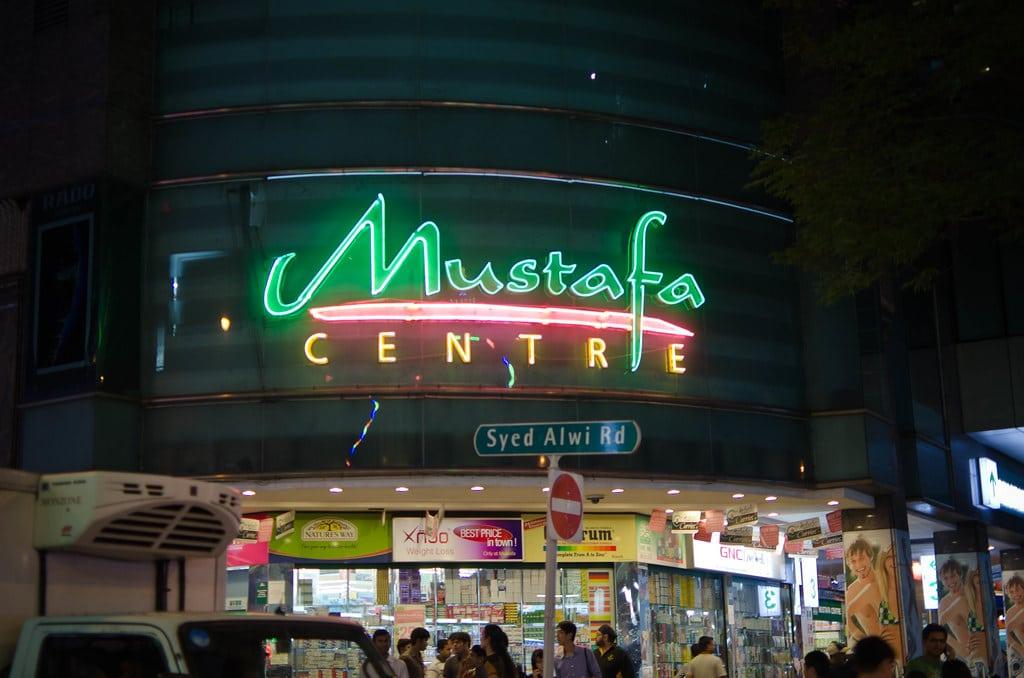 Mustafa at Night