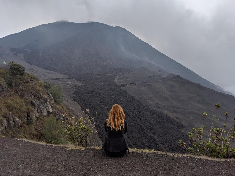 Pacaya Volcano views