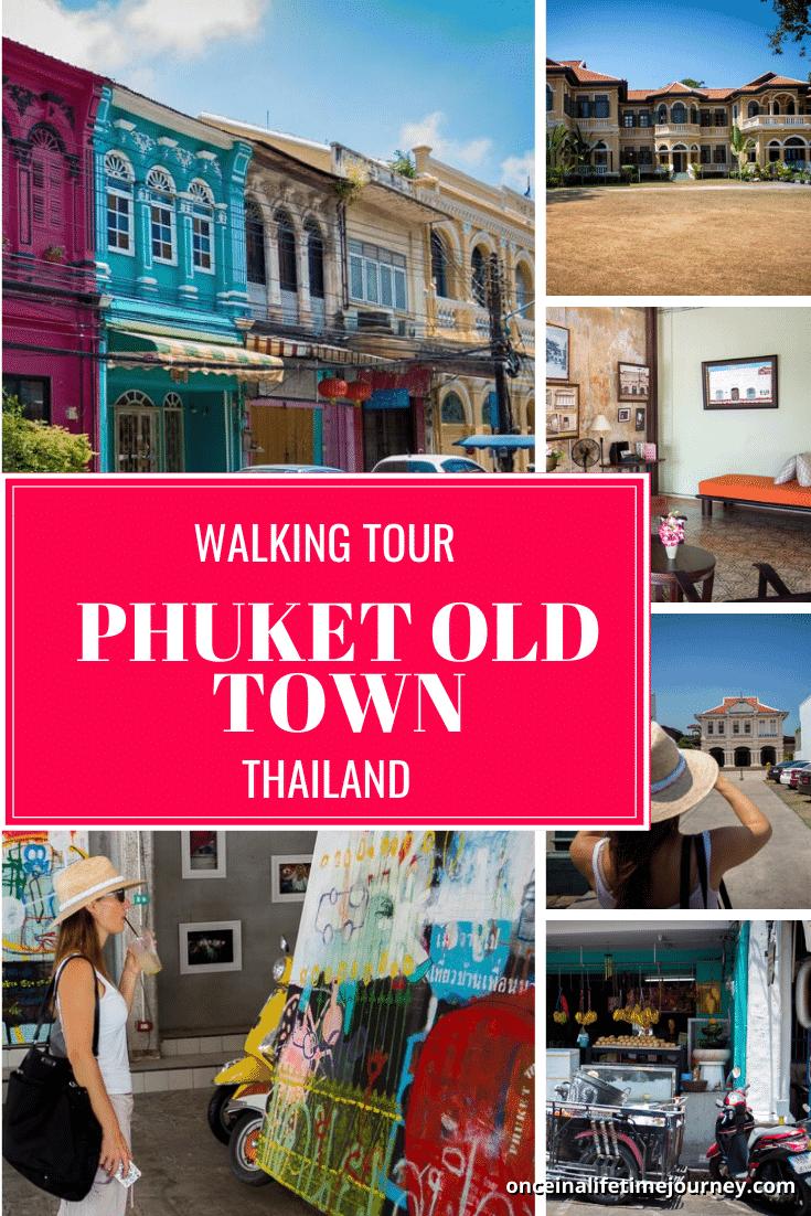 Phuket Old Town Walking Tour Pin 03