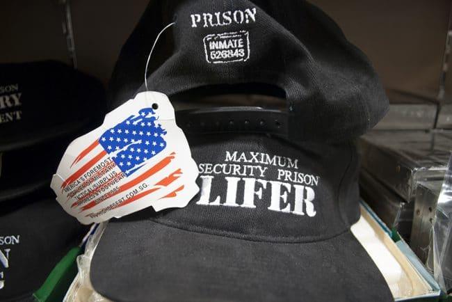 Prison Gear