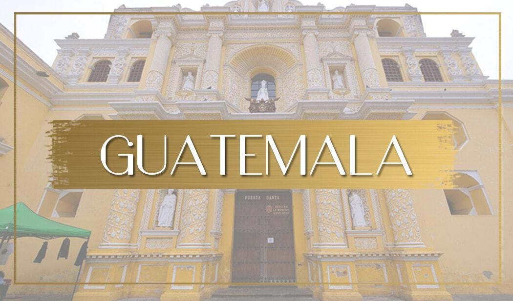 Destination Guatemala main