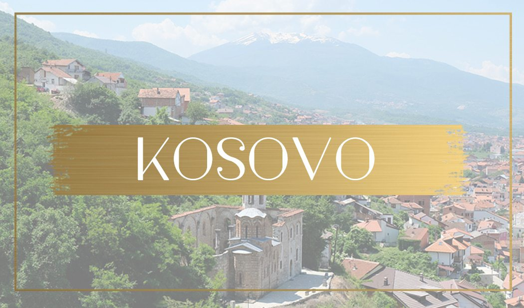 Destination Kosovo main
