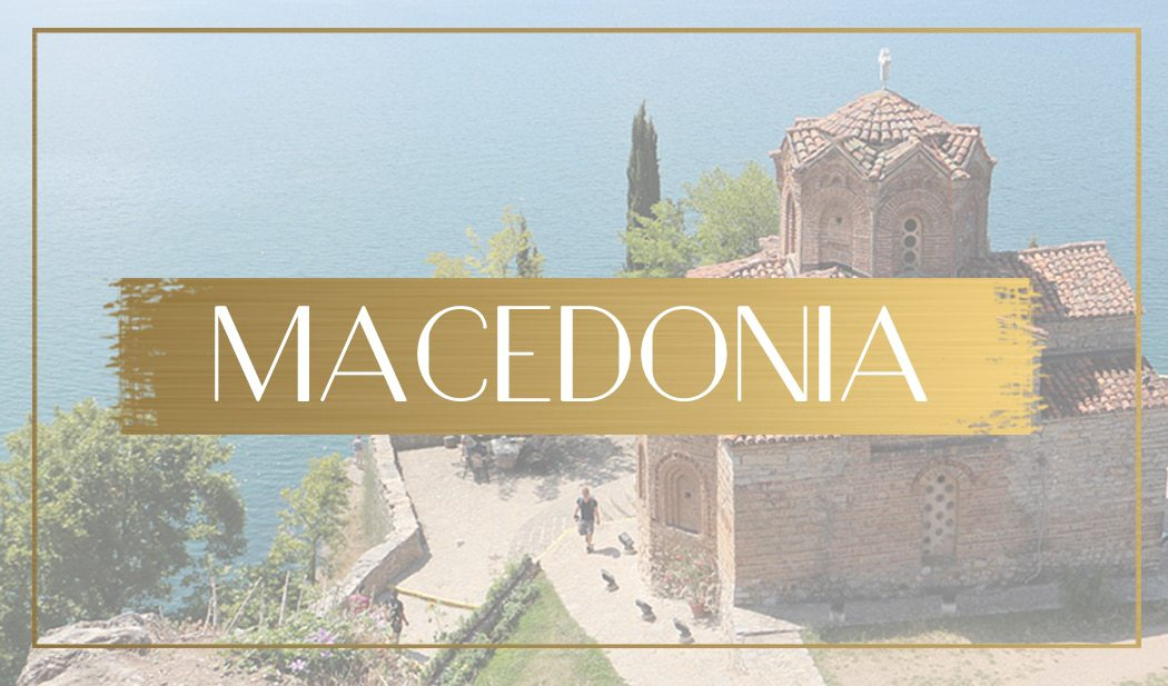 Destination Macedonia main