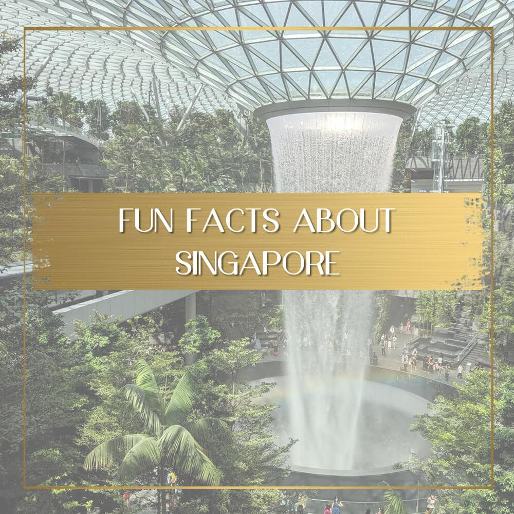 Facts about Singapore feature