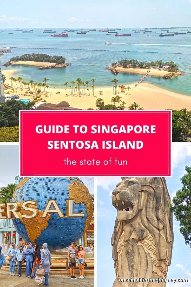 Guide to Singapore Sentosa Island