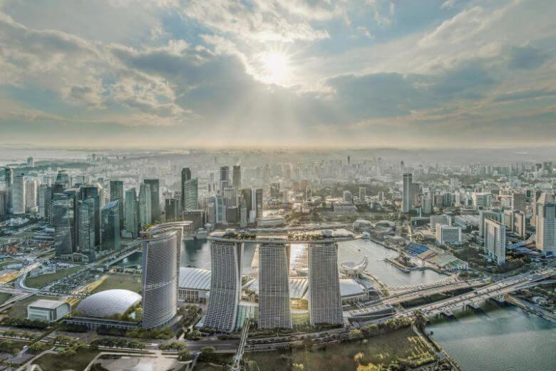 New Marina Bay Sands Tower