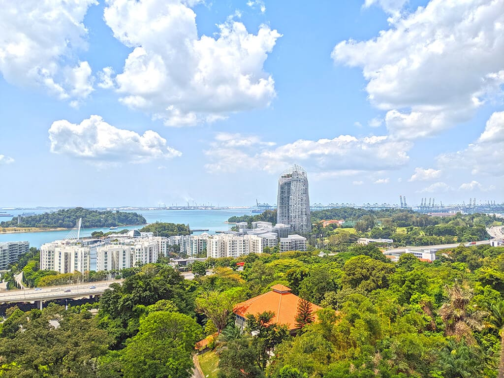 Be an intern on Sentosa Island Singapore