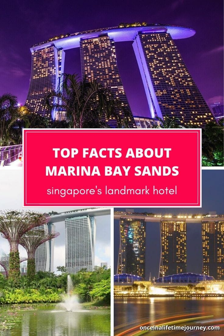 The Top facts about Marina Bay Sands