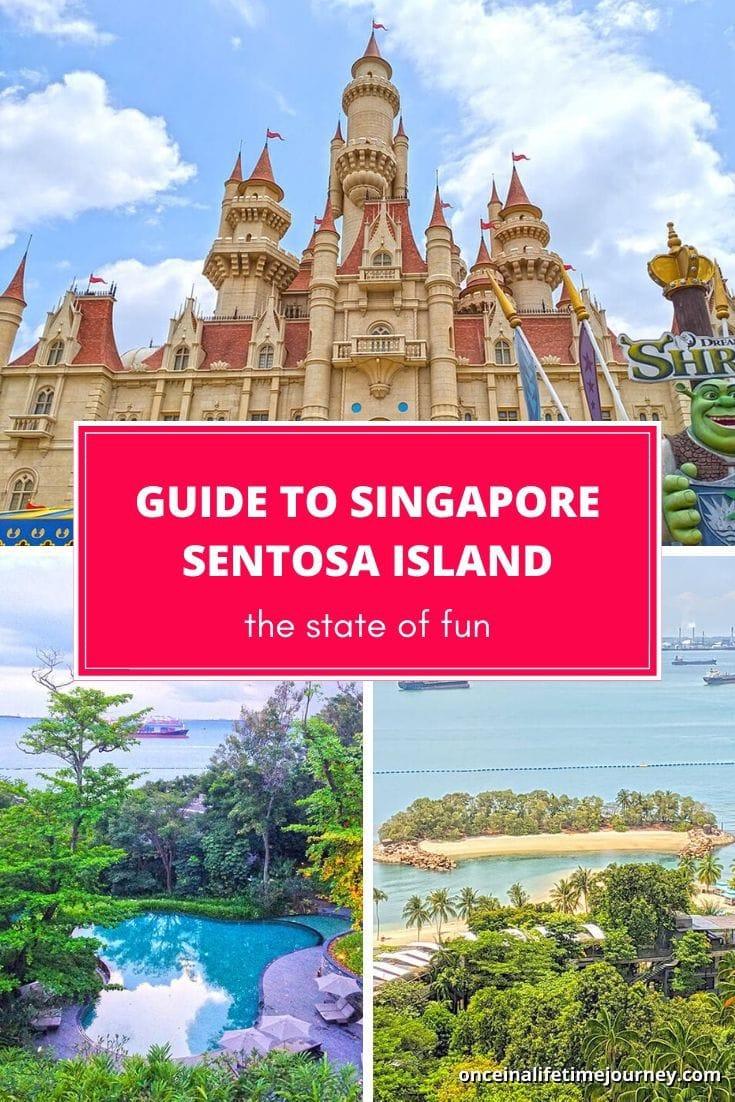 Ultimate Guide to Singapore Sentosa Island