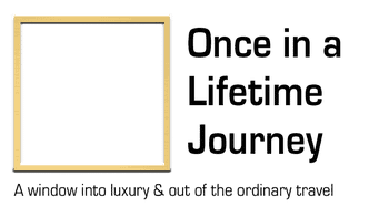 Once In A Lifetime Journey