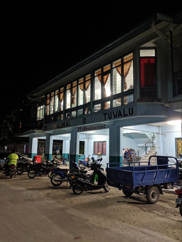 3Ts Restaurant in Tuvalu