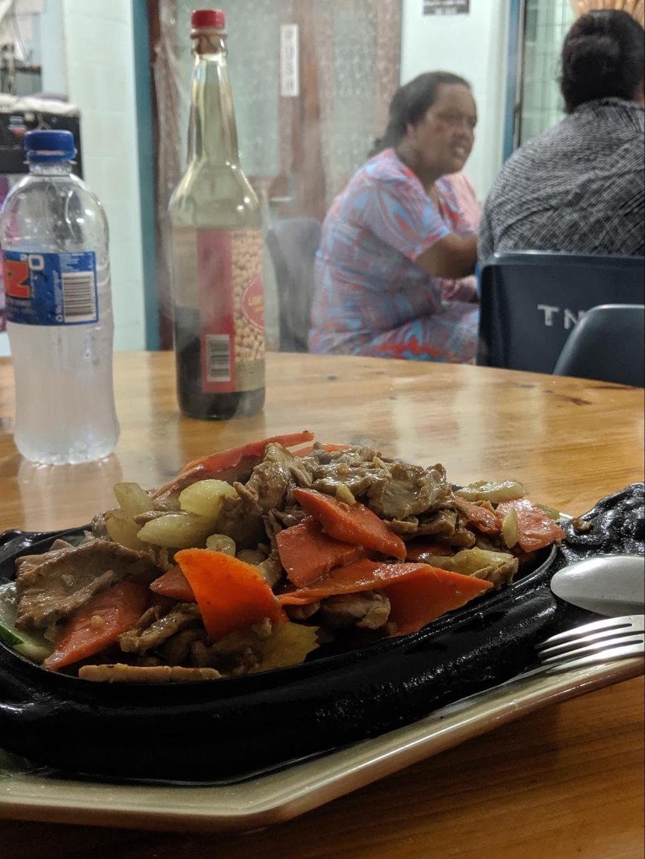 3Ts food in Tuvalu