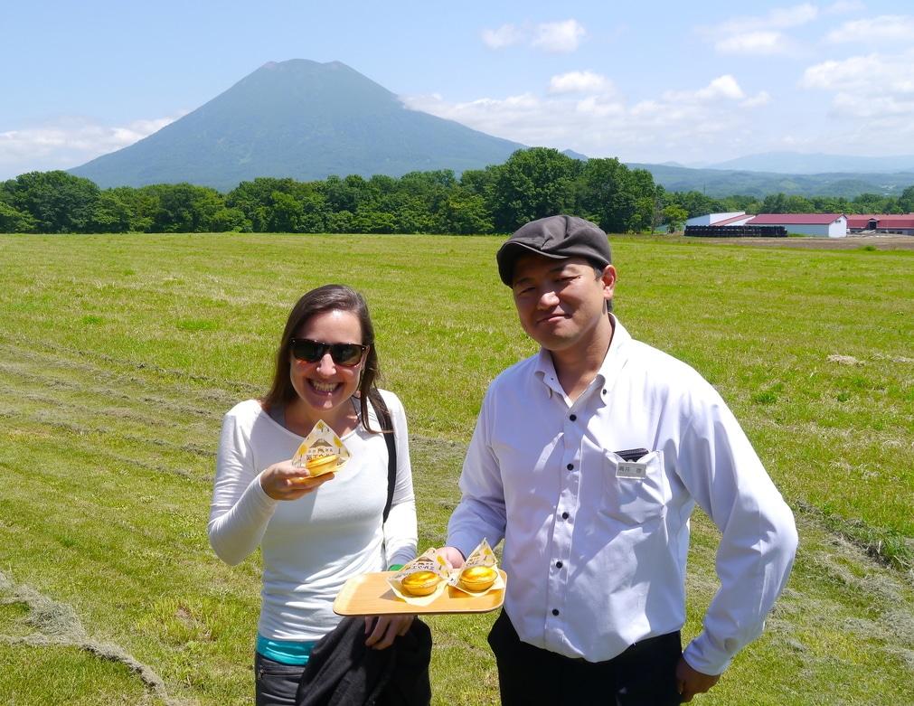 A recent Japan food revolution
