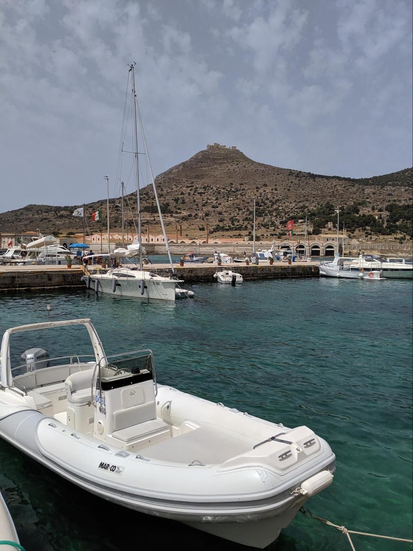 Aegean Islands boat