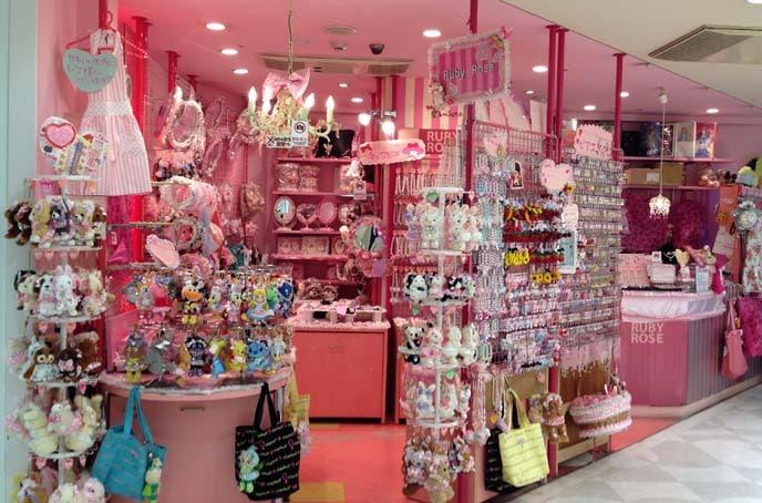 Amazing shopping in Tokyo 02