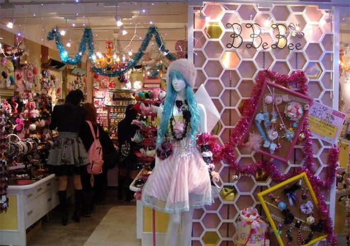 Amazing shopping in Tokyo 03