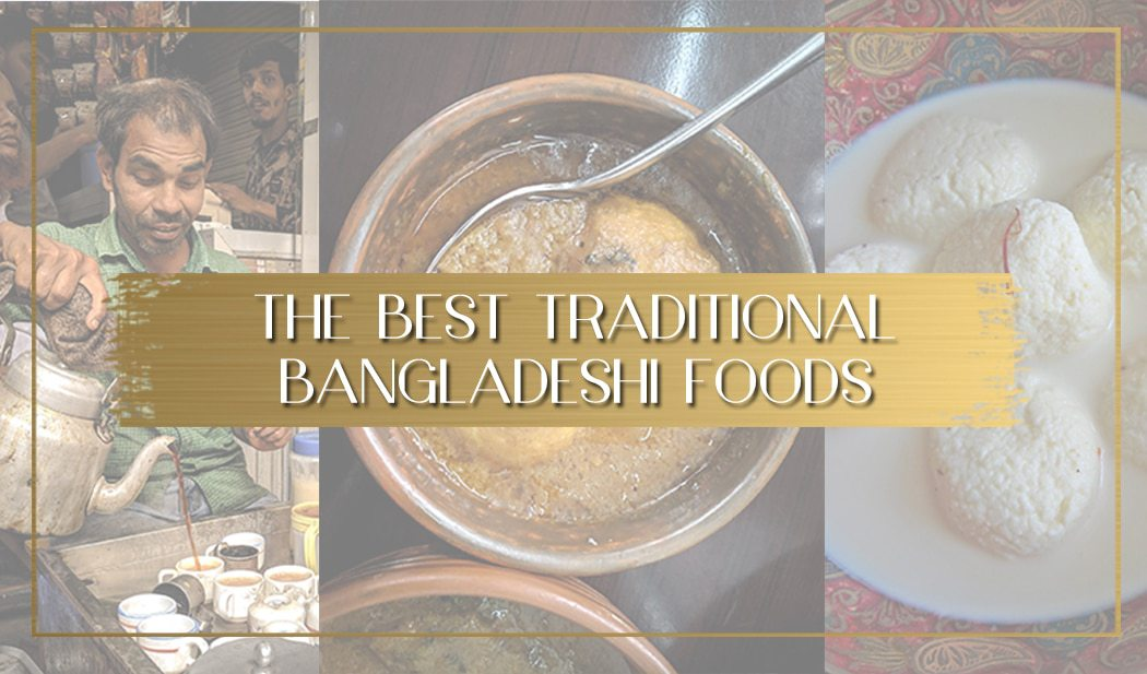 Bangladeshi food main