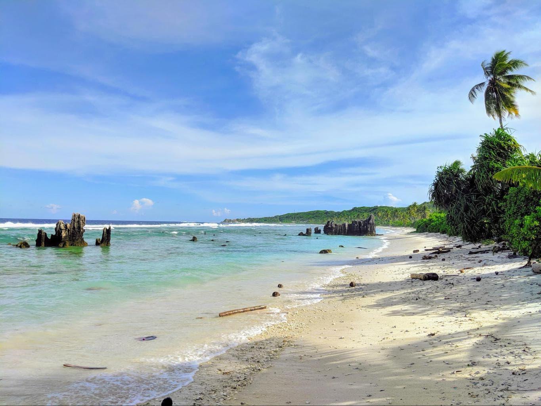 Beaches of Nauru
