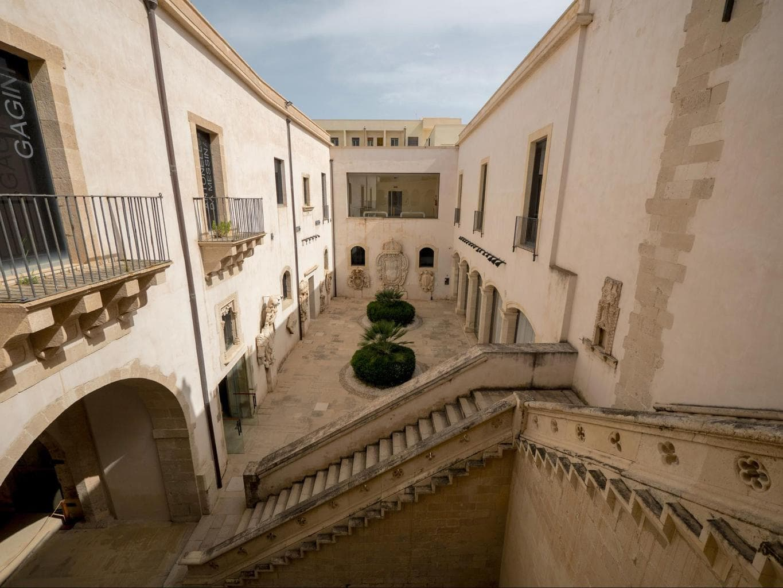 Bellomo Palace Regional Gallery