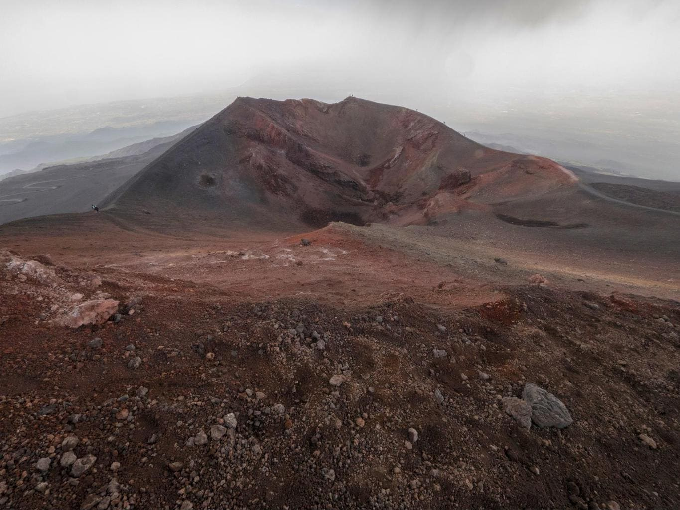 Come prepared for your Mount Etna hike