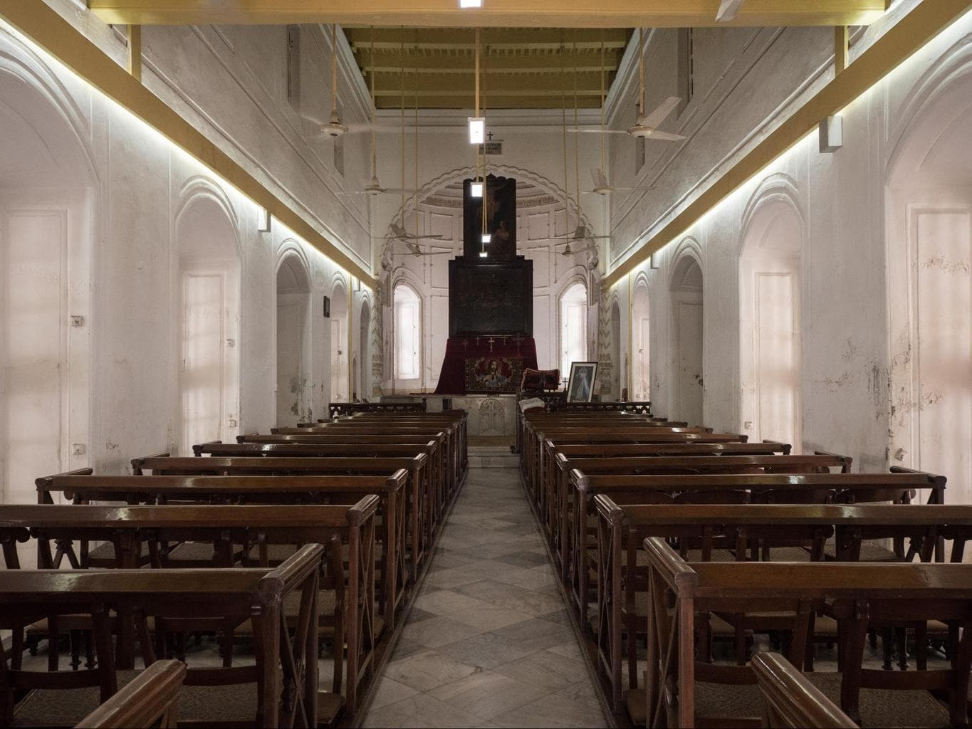 Dhaka's Armenian Church 01
