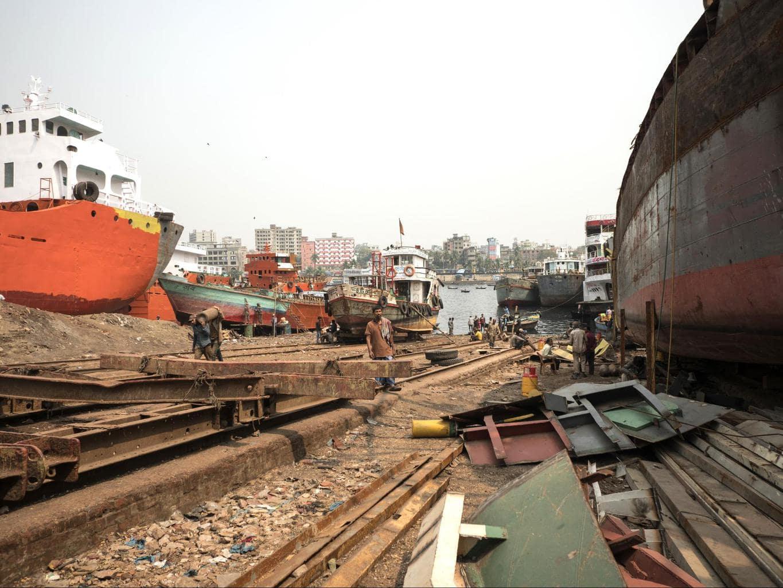 Dhaka Dockyard 01