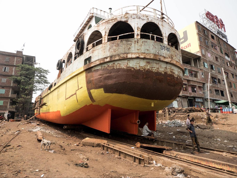 Dhaka Dockyard 02