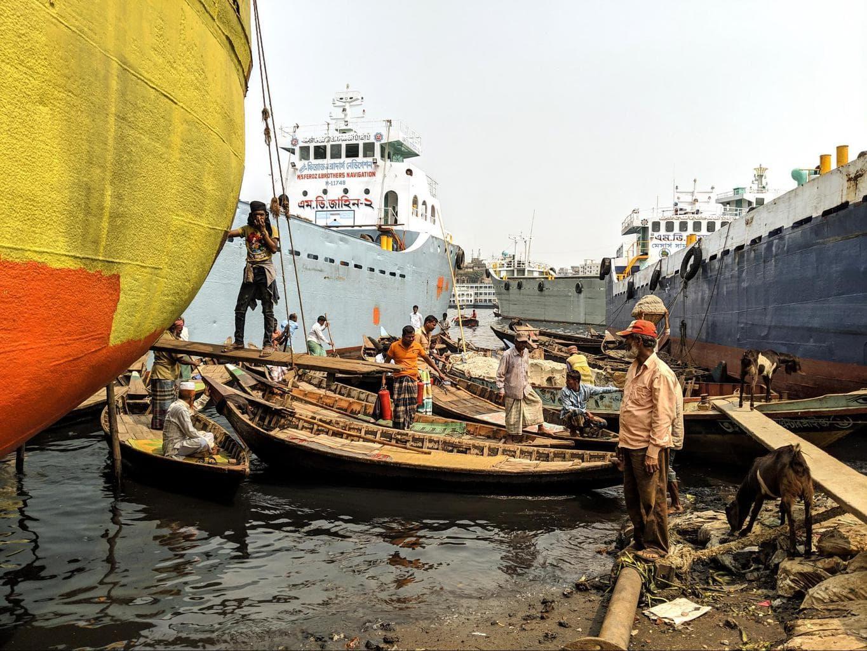 Dhaka Dockyard 04