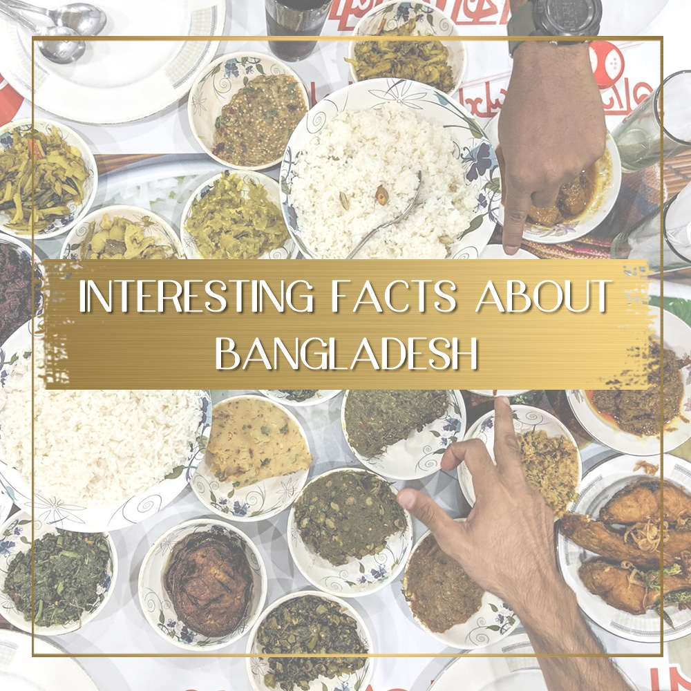 Facts about Bangladesh Feature